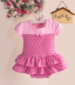 Baby Girl's Sleeper/Romper/Set