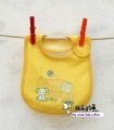 Carter's Baby Waterproof Bib- Elephant & Duckling 口水巾