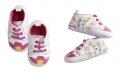 Carter's Embroidered Flowers Shoe 刺绣花花鞋