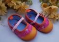 Circo Flowers Orange Shoe 橙色花花鞋鞋