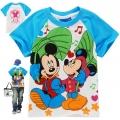 Disney Mickey Mouse Cartoon Tee 米奇老卡通上衣 (Design 16)