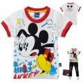 Disney Mickey Mouse Cartoon Tee 米奇老卡通上衣 (Design 20)