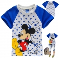 Disney Mickey Mouse Cartoon Tee 米奇老卡通上衣 (Design 28)