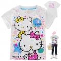 Hello Kitty Cartoon Tee 卡通上衣 (Design 14)