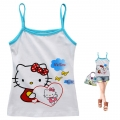 Hello Kitty Cartoon Tee 卡通上衣 (Design 20)