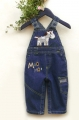 Next Moo Moo Horse Jeans Overalls  小马马背带裤