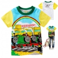 Thomas & Friends Cartoon Tee 火车卡通上衣 (Design 39)