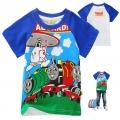Thomas & Friends Cartoon Tee 火车卡通上衣 (Design 42)