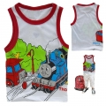 Thomas & Friends Cartoon Tee 火车卡通上衣 (Design 49)