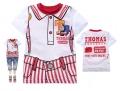 Thomas & Friends Cartoon Tee 火车卡通上衣 (Design 54)