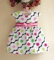 BABY Colourful Polka Dots Dress 彩色圆点洋装