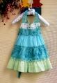BLUEBERI Lovely Blue Dress 超轻盈清凉洋装 (有内衬)