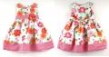 BLUEBERi Sweet Flowers Dress 红色大花背心连衣裙