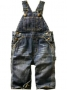 Baby Gap Smart Jeans Overalls 小帅哥背带裤
