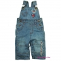Baby Gap Soft Jeans Overalls 帅气背带裤