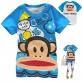 Bape Monkey Cartoon Tee 猴子卡通上衣 (Design 2)
