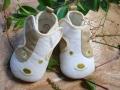 Boy Little Puppy Shoe 小宝宝造型鞋【杏色】