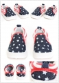 Boy Stars Canvas Shoes 帆布鞋