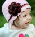 CROCHET HAT (Design 6 )