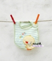 Carter's Baby Waterproof Bib- Lovely Duckling 口水巾