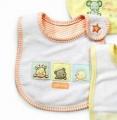 Carter's Baby Waterproof Bib- 3 Little Friends 口水巾