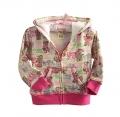 Carter's Bear Print Pink Jacket 小熊熊毛圈棉外套【粉色】