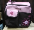Carter's Diaper Bag ~Pink时尚粉红色妈咪袋~Restock