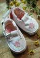 Carter's Flower White Shoe 小桃花鞋鞋