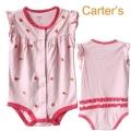 Carter's Ladybug Pink Romper 粉色三角哈衣