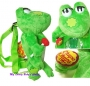 Chupa Chups Green Frog Knapsack 小青蛙背包