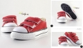 Converse Red Canvas Shoe 大红色帆布休闲鞋