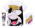 B2BEE Mickey Mouse Cartoon Tee 米奇老卡通上衣 (Design 37)-Restock