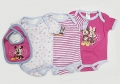 DISNEY Minnie 4 Pcs Romper Set 米尼哈衣4件套