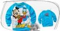 Disney Mickey Mouse LS Top 米奇印花纯棉毛圈长袖 (Design 7)