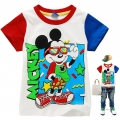 Disney Mickey Mouse Cartoon Tee 米奇老卡通上衣 (Design 19)