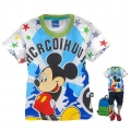 Disney Mickey Mouse Cartoon Tee 米奇老卡通上衣 (Design 27)