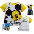 Disney Mickey Cartoon Tee 米奇老鼠卡通上衣 (Design 1)