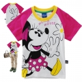 Disney Minnie Cartoon Tee 米妮卡通上衣 (Design 17)