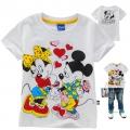 Disney Minnie Cartoon Tee 米妮卡通上衣 (Design 19)