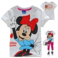 Disney Minnie Cartoon Tee 米妮卡通上衣 (Design 23)