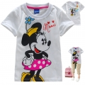 Disney Minnie Cartoon Tee 米妮卡通上衣 (Design 24)
