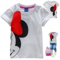 Disney Minnie Cartoon Tee 米妮卡通上衣 (Design 25)
