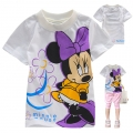Disney Minnie Cartoon Tee 米妮卡通上衣 (Design 26)