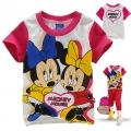 Disney Minnie Cartoon Tee 米妮卡通上衣 (Design 27)