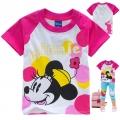 Disney Minnie Cartoon Tee 米妮卡通上衣 (Design 28)
