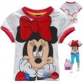 Disney Minnie Cartoon Tee 米妮卡通上衣 (Design 30)-Restock