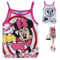 Disney Minnie Cartoon Tee 米尼印花纯棉吊带 (Design 33)
