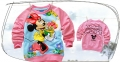 Disney Minnie Mouse LS Top 米尼印花纯棉毛圈长袖 (Design 9)