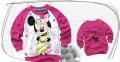Disney Minnie Mouse LS Top 米尼印花纯棉毛圈长袖 (Design 10)