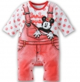 Disney Minnie Pink Romper的米尼哈衣